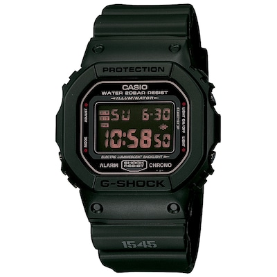 Relógio Digital Casio G-Shock DW5600MS - Masculino