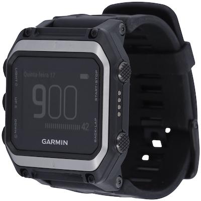 Relógio GPS Touchscreen Garmin Epix - Antena EXO™ - 8GB