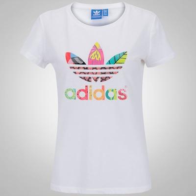 Camiseta adidas Logo Fruits – Feminina
