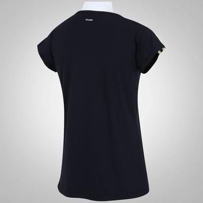 Camiseta adidas 3S Poliam - Feminina