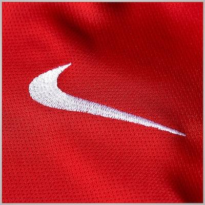 Camisa do Internacional I 2015 s/nº Nike - Juvenil