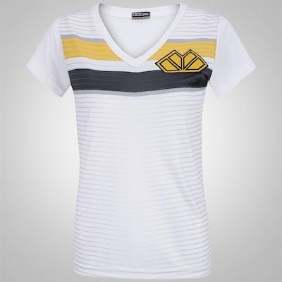 Camiseta do Criciúma Kappa Sports Race - Feminina