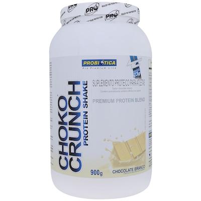 Whey Protein Probiótica Choko Crunch Protein - Chocolate Branco - 900g