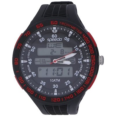 Relógio Digital Analógico Speedo 81075G0 - Masculino