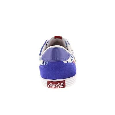 Tênis Coca-Cola Garda Print – Feminino