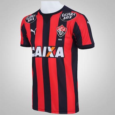 Camisa do Vitória I 2015 Puma