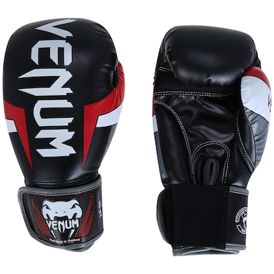 Luvas Venum Elite Boxing Gloves 12 OZ