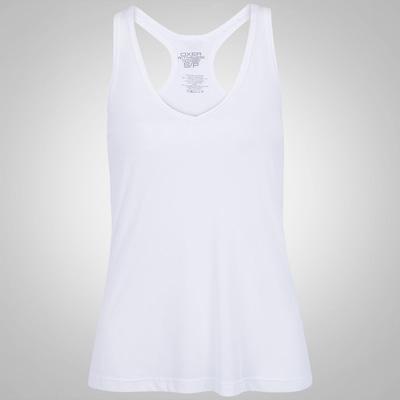 Camiseta Regata Campeão Oxer Soft New - Feminina