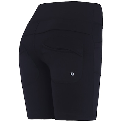 Bermuda Oxer Pockets - Feminina
