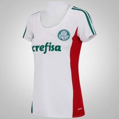 Camisa do Palmeiras II 2015 s/n° adidas - Feminina