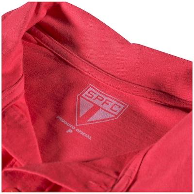 Camisa Polo São Paulo Think – Masculina