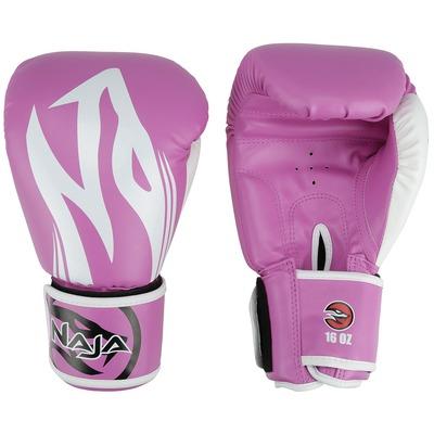 Luvas de Boxe Naja Extreme - 16 OZ - Feminina