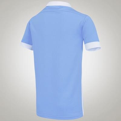 Camisa Manchester City I 15/16 Nike - Infantil