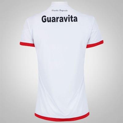 Camisa do Flamengo II 2015 s/nº adidas - Feminina