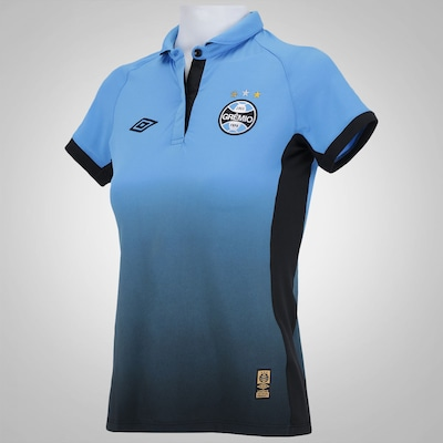 Camisa Umbro Grêmio III - Feminina
