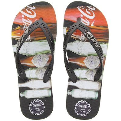 Chinelo Coca-Cola Evolution - Masculino