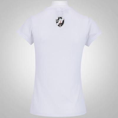 Camiseta Braziline Vasco da Gama Ídolo - Feminina