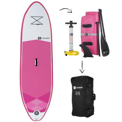 Prancha Stand Up Paddle Inflável Oxer 10.0 Pés 57087 com Mochila e Bomba