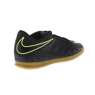 Chuteira Futsal Nike Hypervenom Phade II IC - Adulto