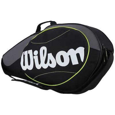 Raqueteira Wilson Match 3 Pack