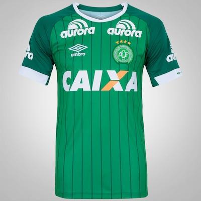 Camisa do Chapecoense I 2015 nº 10 Umbro
