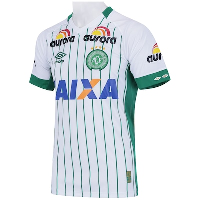 Camisa do Chapecoense II 2015 nº 10 Umbro