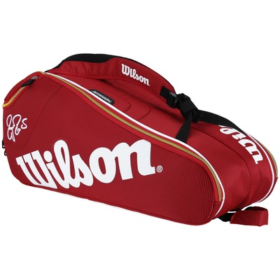 Raqueteira Wilson Federer 9 Pack - Adulto