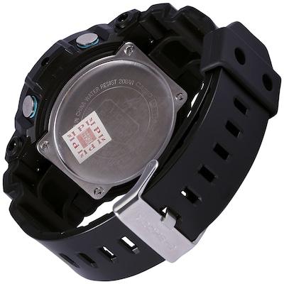 Relógio Digital Analógico Casio G-Shock GA201BA - Masculino
