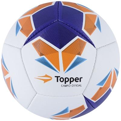 Bola de Futebol de Campo Topper Seleção Brasileira 5