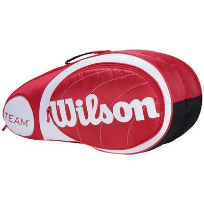 Raqueteira Wilson Team 9 Pack