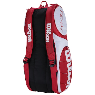 Raqueteira Wilson Team 12 Pack - Adulto