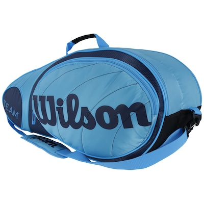 Raqueteira Wilson Team 6 Pack - Adulto
