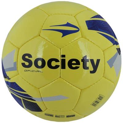 Bola de Futebol Society Topper Strike VII