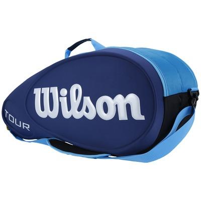 Raqueteira Wilson Tour 6 Pack - Adulto