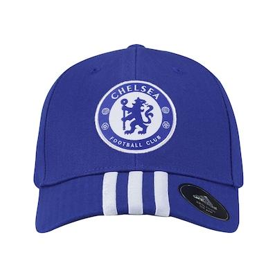 Boné do Chelsea 3S 2015 adidas - Strapback - Adulto