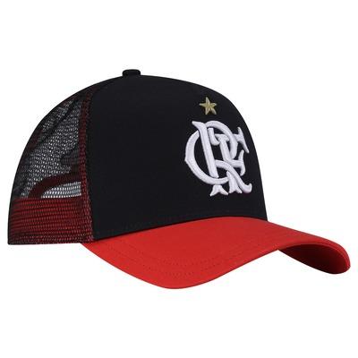 Boné adidas Flamengo 2015 - Snapback - Trucker - Adulto