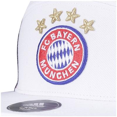 Boné Aba Reta Bayern Munique adidas - Snapback - Adulto