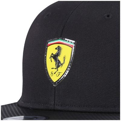 Boné Aba Reta Puma Scuderia Ferrari Flat Brim - Snapback - Adulto
