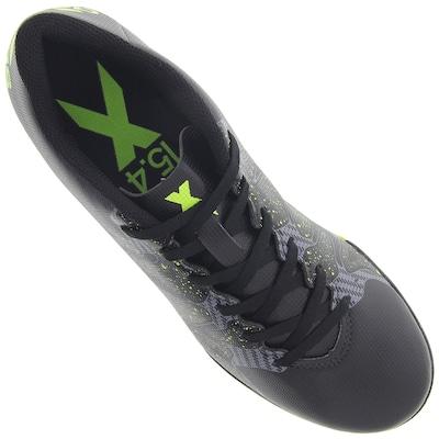 Chuteira Society adidas X 15.4 TF - Adulto
