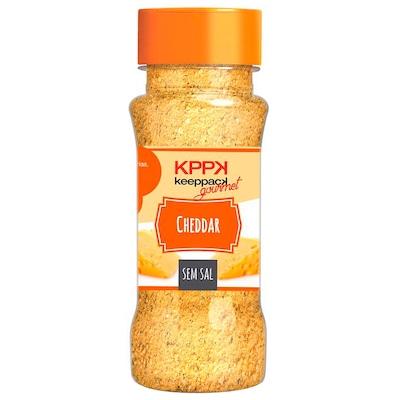 Tempero Sem Sal de Cheddar Keeppack Gourmet