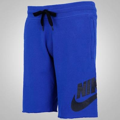 Bermuda Nike AW77 FR Terry Alumni - Masculina