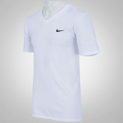 Camiseta Nike Embroidered Swoosh - Masculina