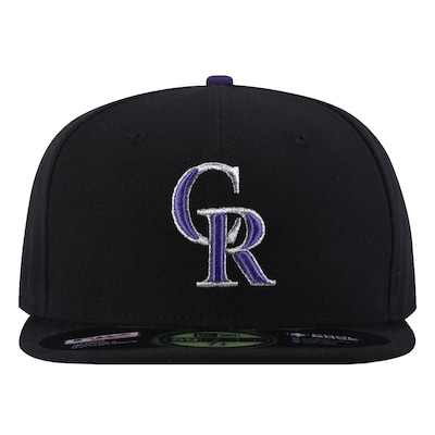 Boné Aba Reta New Era Colorado Rockies - Fechado - Adulto
