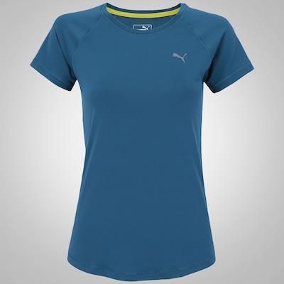Camiseta Puma Wt Essential - Feminina