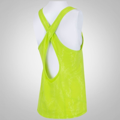 Camiseta Regata Puma WT Mesh It Up Layer - Feminina