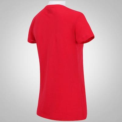 Camiseta Puma Fun L Logo - Feminina