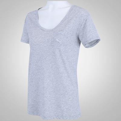 Camiseta Puma Style Personal Best Quil - Feminina