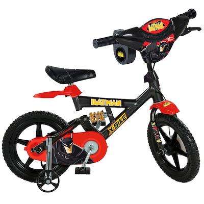 Bicicleta Bandeirante Batman - Aro 12 - Infantil