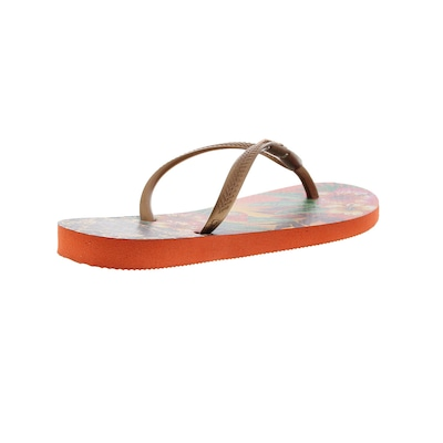Chinelo Havaianas Slim Tropical - Feminino