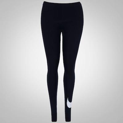 Calça Legging Nike Lrg Swoosh - Feminina